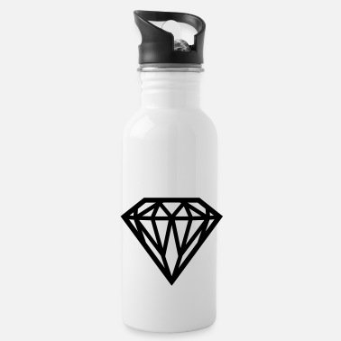 Diamond Diamond - Diamond - Water Bottle