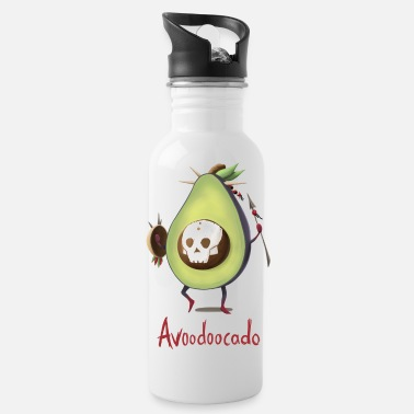 Funny Collection V2 Avoodoocado - Water Bottle
