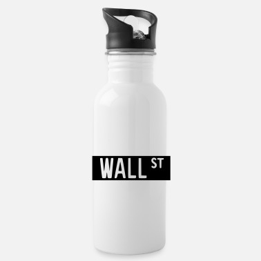 Occupy Wall Street Wall Street 2 - Water Bottle