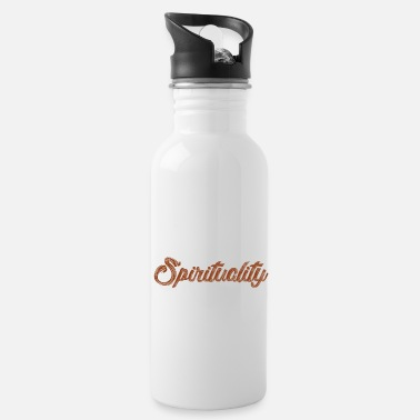 Spiritual spirituality - Water Bottle