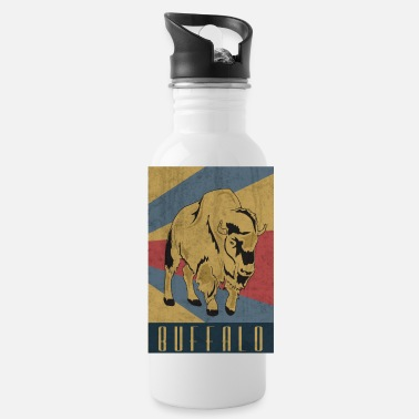 Buffel buffel - Drinkfles