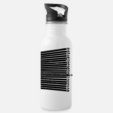 Match matches - Water Bottle