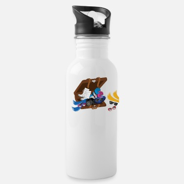 Winter Vacation winter vacation suitcase - Water Bottle