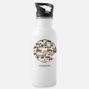 Transport transport - Water Bottle