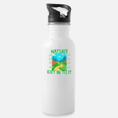 Nature NATURE - Get in to it - Water Bottle