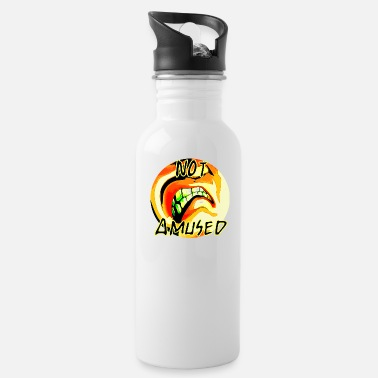 Amuse Not amused - Water Bottle