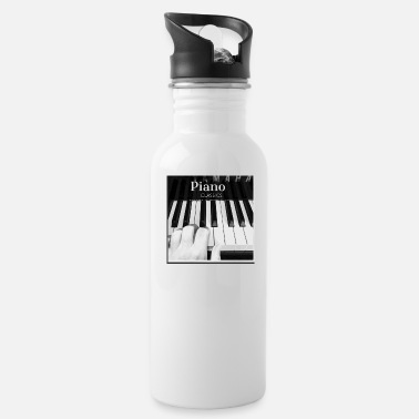 Piano piano - Drinkfles