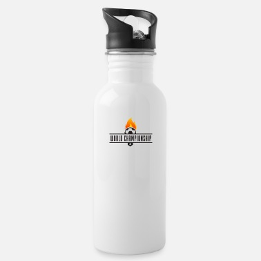 World Championship World Championship, football - Water Bottle