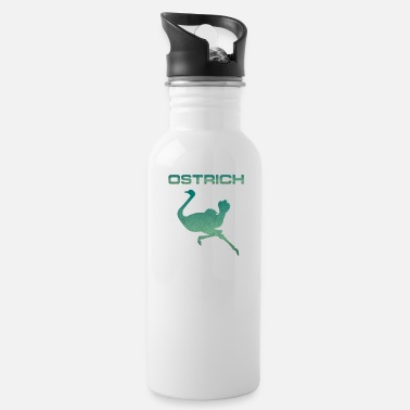 Bouquet Nature protection Animal protection Animal Feather - Water Bottle