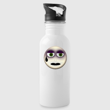 Gothic emoticon - Drinkfles