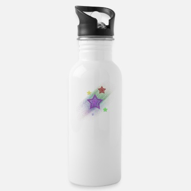 Asterisk asterisk - Water Bottle