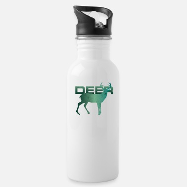 Red Deer Deer red deer sika deer wapiti gift - Water Bottle