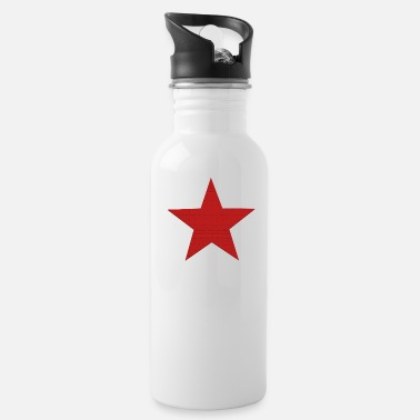 Star star red - Water Bottle