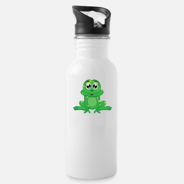 Naughty Naughty frog - Water Bottle