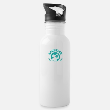 Young Persons THE YOUNG PERSONALIZED T SHIRT GIFT VERLOBTER - Water Bottle