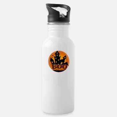 Haunt Haunted house - Water Bottle