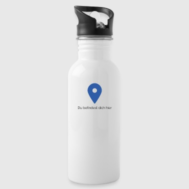 Location Location - Water Bottle