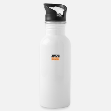 Personal personality - Water Bottle