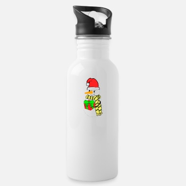 Snowman snowman snowman - Water Bottle