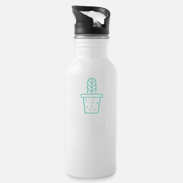 Cactus cactus - Water Bottle