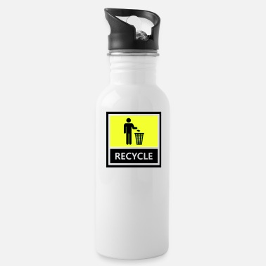 Recycling Recycle - Water Bottle