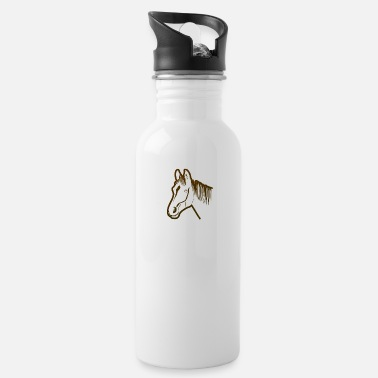 Horse Head Horse head horse head - Water Bottle