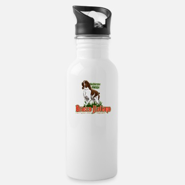 Wingshooter bracco_italiano_noblesse_oblige - Water Bottle