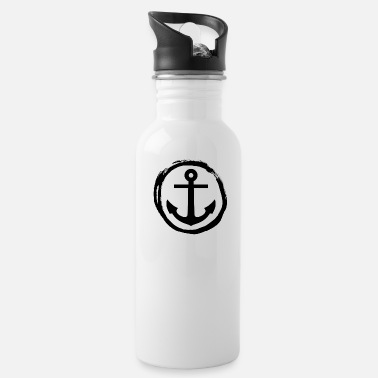 Anchor Anchor - Anchor - Sea - Water Bottle
