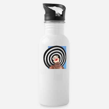 Shirt with print on the front - Water Bottle