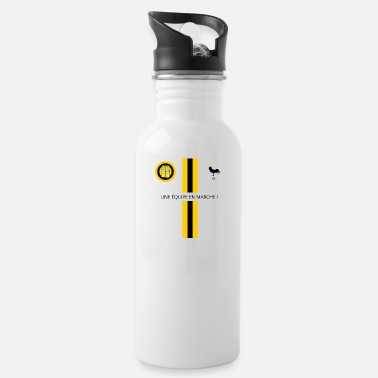 A TEAM ON THE MOVE - Water Bottle