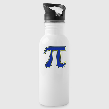 Pi Day PI pi day - Water Bottle