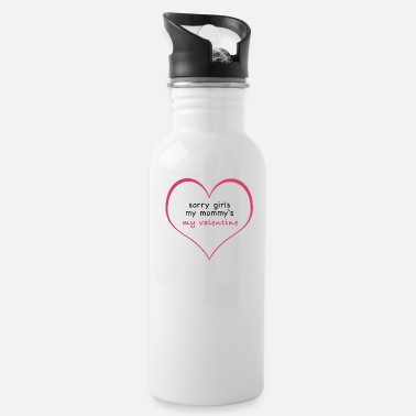 Mothers baby birth love saying funny gift - Water Bottle