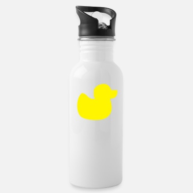 Ducky Rubber Ducky - Water Bottle