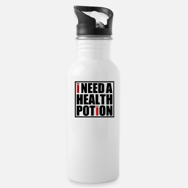 Health Health potion - Drinkfles