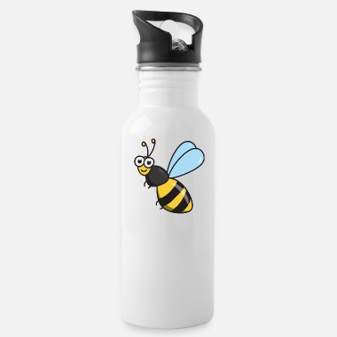 Honey Bee Bee honey bee - Water Bottle