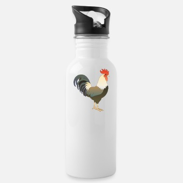 Rooster Rooster - Drinkfles