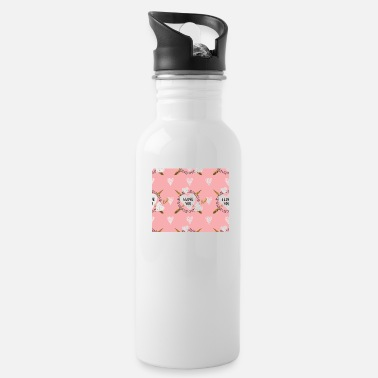 College Love - Water Bottle