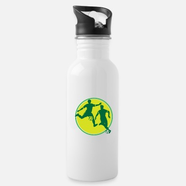 Soccer Soccer Soccer - Water Bottle