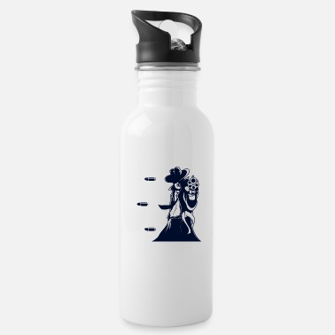 Gangster gangster - Water Bottle