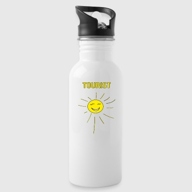 Tourist tourist - Water Bottle