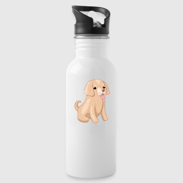 Golden retriever - Water Bottle