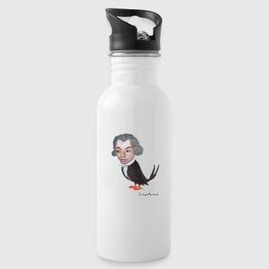 Beethoven Beethoven bird - Water Bottle
