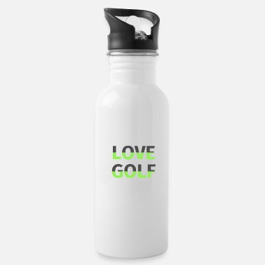 Love Golf - You love golf? Then show it - Water Bottle