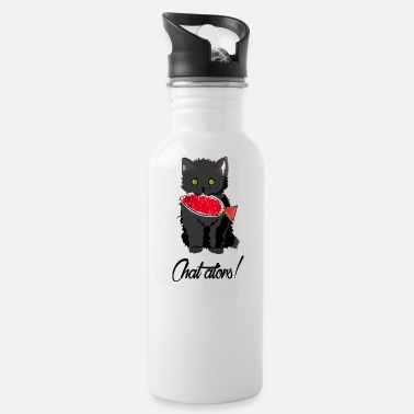 Chat then chat - Water Bottle