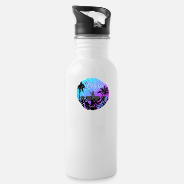 Rave Ibiza Club Party - Water Bottle