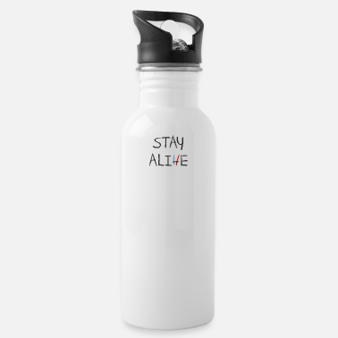 Alive Stay Alive - Drinkfles