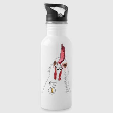 Rooster The rooster - Water Bottle