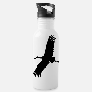 Stork stork - Water Bottle