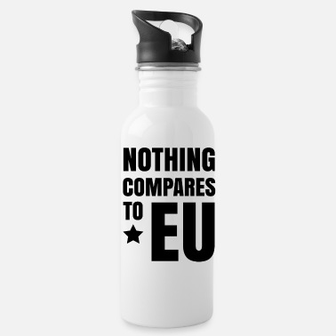 Brexit nothing compares to EU - Water Bottle