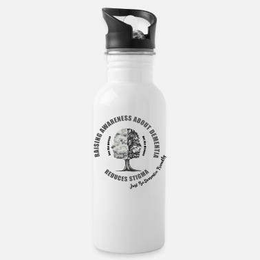 Stigma Reducing the Stigma of Dementia - Water Bottle